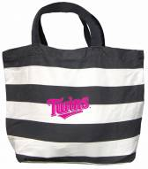 Minnesota Twins Drive Tote Bag