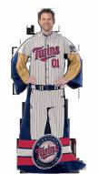 Minnesota Twins Full Body Comfy Throw Blanket
