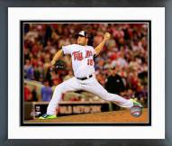 Minnesota Twins Glen Perkins 2014 MLB All-Star Game Action Framed Photo
