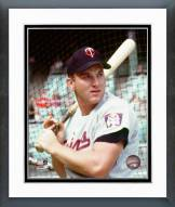 Minnesota Twins Harmon Killebrew Framed Photo