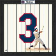 Minnesota Twins Harmon Killebrew Uniframe Framed Jersey Photo