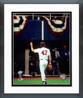 Minnesota Twins Jack Morris 1991 World Series Framed Photo