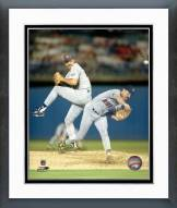 Minnesota Twins Jack Morris Multiple Exposure Framed Photo