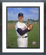 Minnesota Twins Jim Kaat posed Framed Photo