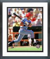 Minnesota Twins Kent Hrbek 1986 Action Framed Photo
