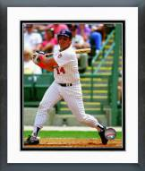 Minnesota Twins Kent Hrbek 1993 Action Framed Photo