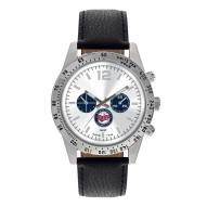 Minnesota Twins Men's Letterman Watch