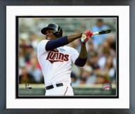 Minnesota Twins Miguel Sano 1st Home Run Framed Photo