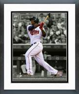 Minnesota Twins Miguel Sano 2015 Spotlight Action Framed Photo