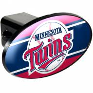 Minnesota Twins MLB Trailer Hitch Cover