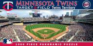 Minnesota Twins Panoramic Stadium Puzzle
