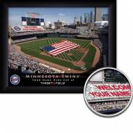 Minnesota Twins Personalized Framed Stadium Print