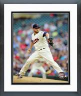 Minnesota Twins Ricky Nolasco 2014 Action Framed Photo