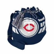 Minnesota Twins Ripple Drawstring Bucket Bag