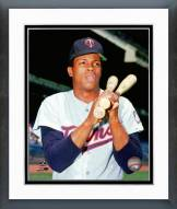 Minnesota Twins Rod Carew 1967 Framed Photo