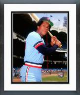 Minnesota Twins Rod Carew 1976 Framed Photo