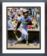 Minnesota Twins Rod Carew Action Framed Photo