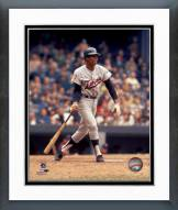 Minnesota Twins Rod Carew Batting Framed Photo