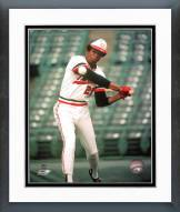 Minnesota Twins Rod Carew Framed Photo