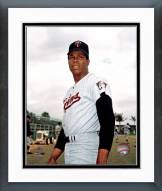 Minnesota Twins Rod Carew Posed Framed Photo