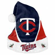 Minnesota Twins Santa Hat