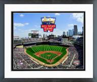 Minnesota Twins Target Field 2014 All-Star Game Framed Photo