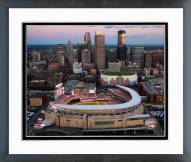 Minnesota Twins Target Field 2014 MLB All-Star Game Framed Photo