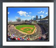 Minnesota Twins Target Field 2015 Framed Photo