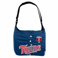 Minnesota Twins Team Jersey Tote