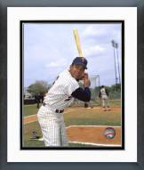 Minnesota Twins Tony Oliva With Bat Framed Photo