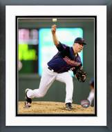 Minnesota Twins Trevor May 2014 Action Framed Photo