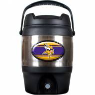Minnesota Vikings 3 Gallon Beverage Dispenser