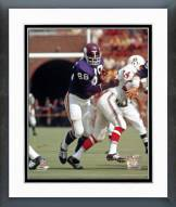 Minnesota Vikings Alan Page Action Framed Photo