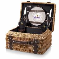 Minnesota Vikings Black Champion Picnic Basket