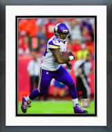 Minnesota Vikings Captain Munnerlyn 2014 Action Framed Photo