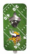 Minnesota Vikings Clink 'N Drink Bottle Opener