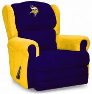Minnesota Vikings Coach Recliner