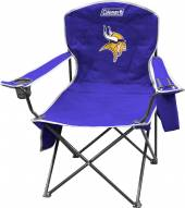 Minnesota Vikings Coleman XL Cooler Quad Chair