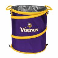 Minnesota Vikings Collapsible Laundry Hamper