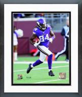 Minnesota Vikings Cordarrelle Patterson 2014 Action Framed Photo