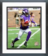 Minnesota Vikings Cordarrelle Patterson 2015 Action Framed Photo