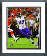 Minnesota Vikings Corey Wootton 2014 Action Framed Photo