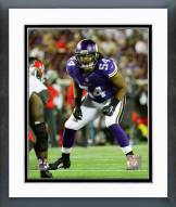 Minnesota Vikings Eric Kendricks 2015 Action Framed Photo
