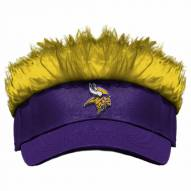 Minnesota Vikings Flair Hair Visor