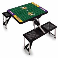 Minnesota Vikings Folding Picnic Table