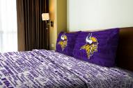 Minnesota Vikings Full Bed Sheets