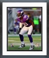 Minnesota Vikings Gerald Hodges 2014 Action Framed Photo