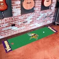 Minnesota Vikings Golf Putting Green Mat