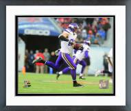 Minnesota Vikings Harrison Smith 2014 Action Framed Photo