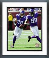 Minnesota Vikings Harrison Smith 2015 Action Framed Photo
